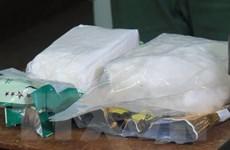 An Giang: Bắt giữ hai đối tượng vận chuyển trái phép gần 3kg ma túy