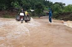 Công điện chỉ đạo chủ động ứng phó và khắc phục hậu quả mưa lũ