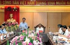Nâng cao trách nhiệm góp ý hoàn thiện các dự thảo văn kiện Đại hội