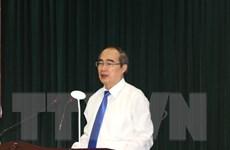 Bí thư Thành ủy TP.HCM: Nỗ lực giữ vai trò đầu tàu kinh tế cả nước