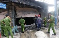 Bình Dương: Cháy tại tiệm cầm đồ, khiến ba người tử vong