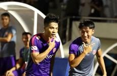 Thắng đậm Thanh Hóa, Sài Gòn FC trở lại ngôi đầu V-League