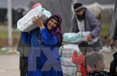 EU quan ngại về kế hoạch viện trợ của Liên hợp quốc cho Syria