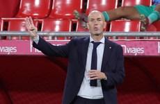 Zidane phấn khích khi Real Madrid chạm 1 tay vào chức vô địch