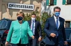 Đức: Thủ tướng Merkel từ chối bình luận về người kế nhiệm