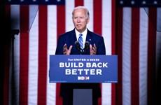 Ứng cử viên Biden công bố kế hoạch khí hậu trị giá 2.000 tỷ USD