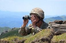 Căng thẳng biên giới Armenia-Azerbaijan: 2 sỹ quan cao cấp thiệt mạng