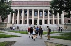Chính phủ Mỹ hủy quy định mới về thị thực với sinh viên nước ngoài