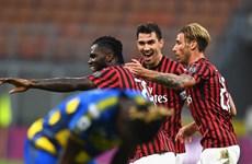 Serie A: AC Milan thắng ngược dòng, Juventus hòa kịch tính