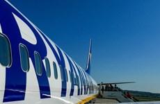 Na Uy: Máy bay của hãng hàng không RyanAir bị dọa đánh bom