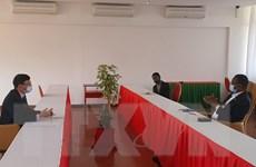 Thúc đẩy hợp tác giữa các đảng cầm quyền tại Mozambique và Việt Nam