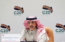Hội nghị Bộ trưởng Tài chính G20 bàn về biện pháp phục hồi kinh tế
