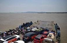 Trung Quốc ban hành cảnh báo Đỏ về lũ trên sông Dương Tử