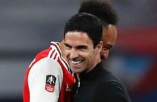 Arteta nói gì sau khi Arsenal đánh bại cả Liverpool và Man City?