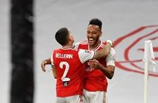 Hạ bệ Manchester City, Arsenal thẳng tiến chung kết FA Cup