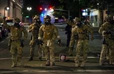 Mỹ: Thị trưởng Portland yêu cầu rút đặc vụ liên bang khỏi thành phố