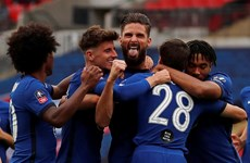 Đánh bại M.U, Chelsea đối đầu Arsenal ở chung kết FA Cup