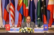ASEAN 2020: Hội nghị Quan chức cao cấp Diễn đàn Khu vực ASEAN