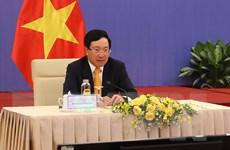 Việt Nam-Trung Quốc trao đổi thẳng thắn về tình hình trên biển
