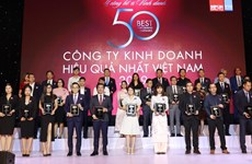 Vinamilk tiếp tục trong nhóm công ty kinh doanh hiệu quả nhất Việt Nam