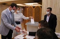 Syria: Đảng Baath của Tổng thống Bashar al-Assad giành chiến thắng