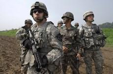 Mỹ cân nhắc điều chỉnh sự hiện diện quân sự tại Hàn Quốc và toàn cầu