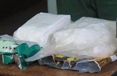 Phát hiện xe ôtô chở gần 19 kg heroin từ Điện Biên về Hưng Yên
