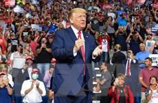 Mỹ ban hành sắc lệnh ngăn tính người nhập cư bất hợp pháp trong bầu cử