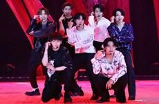 BTS lập kỷ lục về số người xem cho một buổi biểu diễn trực tuyến