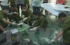 Đắk Lắk: Phát hiện vụ vận chuyển trái phép 200kg ma túy đá