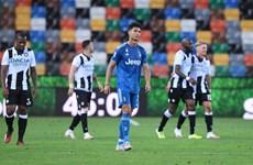 Thua sốc Udinese, Juventus lỡ cơ hội sớm giành chức vô địch Serie A