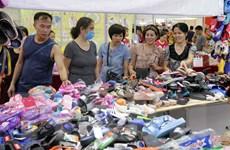 Hà Nội: Sắp diễn ra hội chợ vàng hàng xuất khẩu Việt Nam