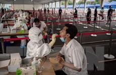 Trung Quốc đại lục ghi nhận thêm nhiều ca lây nhiễm trong cộng đồng