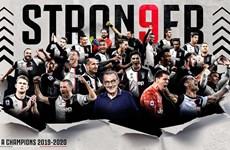 Nhìn lại hành trình bước lên ngôi vương Serie A của Juventus