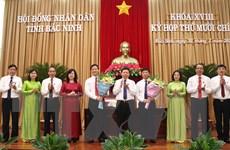 Thủ tướng phê chuẩn Phó Chủ tịch UBND tỉnh Bắc Ninh và Hà Nam