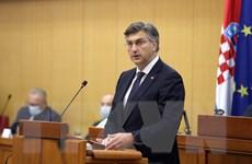 Điện mừng Ngài Andrej Plenkovic được bầu lại làm Thủ tướng CH Croatia