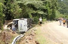 Vụ lật xe ở Quảng Bình: Danh tính 15 người tử vong, 22 người bị thương