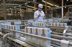 Thêm 1 nhà máy được cấp mã giao dịch xuất khẩu sữa sang Trung Quốc