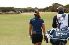 Giải Golf Australia Mở rộng lùi thời điểm tổ chức đến đầu năm sau
