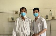 Cần Thơ: Cứu sống bệnh nhân bị đạn bi găm vào cột sống cổ