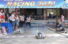 Sôi nổi cuộc đua xe ôtô mô hình tự chế - Mini Car Racing 2020