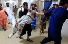 Phiến quân IS tấn công nhà tù ở Afghanistan, 20 người thiệt mạng