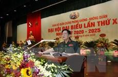 Đại hội Đảng bộ Quân chủng Phòng không-Không quân lần thứ X
