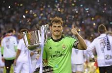 """'Thánh Iker"""" Casillas tuyên bố giã từ sự nghiệp ở tuổi 39"""