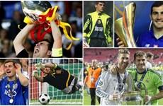 10 khoảnh khắc đáng nhớ trong sự nghiệp của Iker Casillas