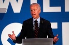 Bầu cử Mỹ 2020: Ông Biden lùi thời điểm công bố liên danh tranh cử