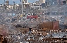 Mỹ đánh giá vụ nổ tại Liban như 'tấn công khủng bố kinh hoàng'