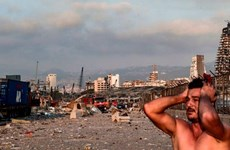 Video cận cảnh vụ nổ khiến hàng nghìn người thương vong ở Liban