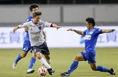 Kazuyoshi Miura đi vào lịch sử bóng đá Nhật Bản khi ra sân ở tuổi 53