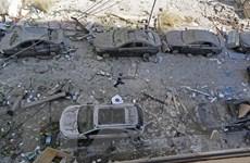 Saudi Arabia, Algeria viện trợ cho Liban sau vụ nổ kinh hoàng ở Beirut